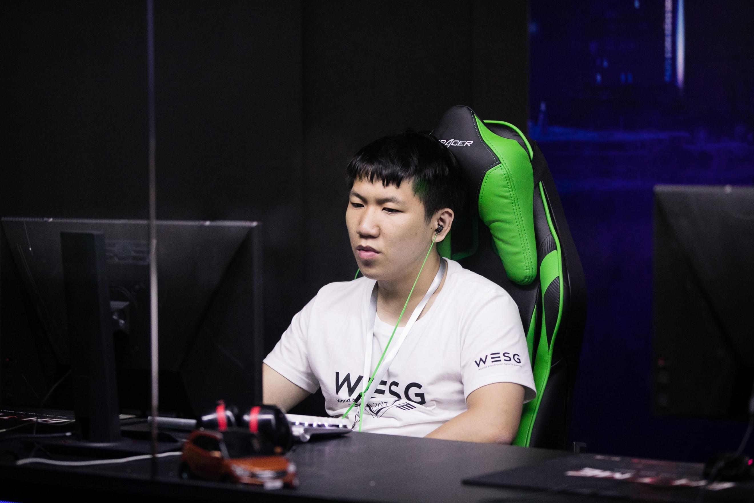 WESG2017中国总决赛第二日战况 淘汰赛分组出炉