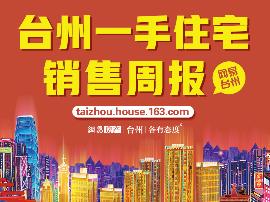 上周台州市一手住宅成交1451套(2018.1.15-1.21)