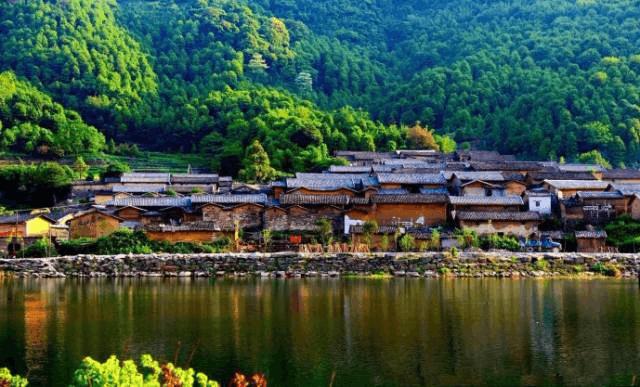 广西最美原生态古村落 你同意它的赞誉吗?