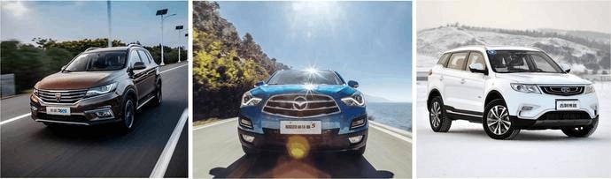 新品丰富竞争激烈 自主SUV如何积极应变?