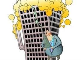 楼市泡沫在积累 谨防价格过山车