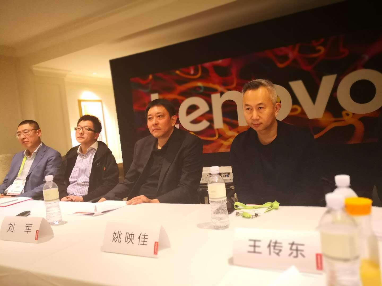 """刘军:联想将成立新零售公司 """"坪效""""是个伪命题"""