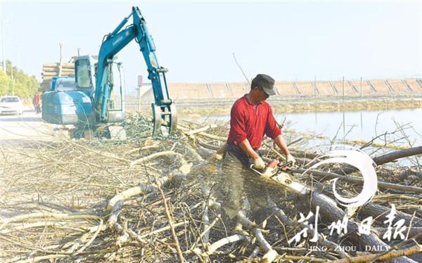 荆州岑河至西湖公路将改建升级 配合机场施工建设