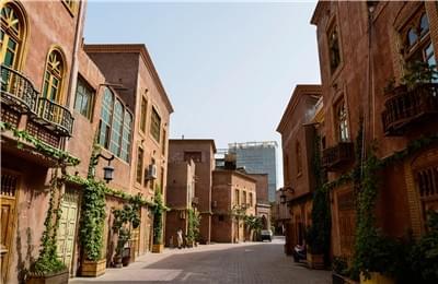 喀什老城改造破解世界性难题