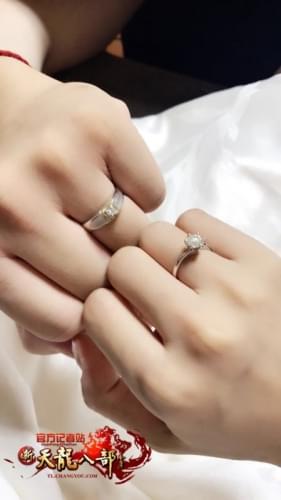 """天龙八部浪漫爱情:""""我的余生,愿与你同行"""""""