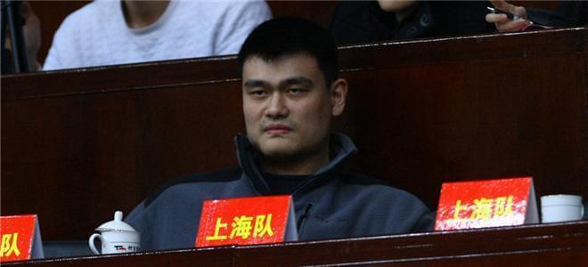 沪媒:姚明转让上海队40%股份 剩下的他一人定不了