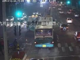 珠海惊现无人驾驶公交车?从拱北到吉大开了6公里?
