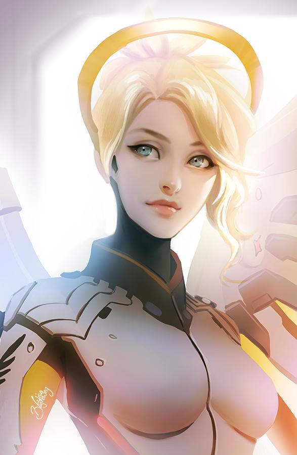 《守望先锋》正式服版本更新:天使遭砍、狂鼠削弱实装