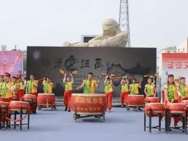 """万荣县举办""""非遗零距离""""主题文化活动"""