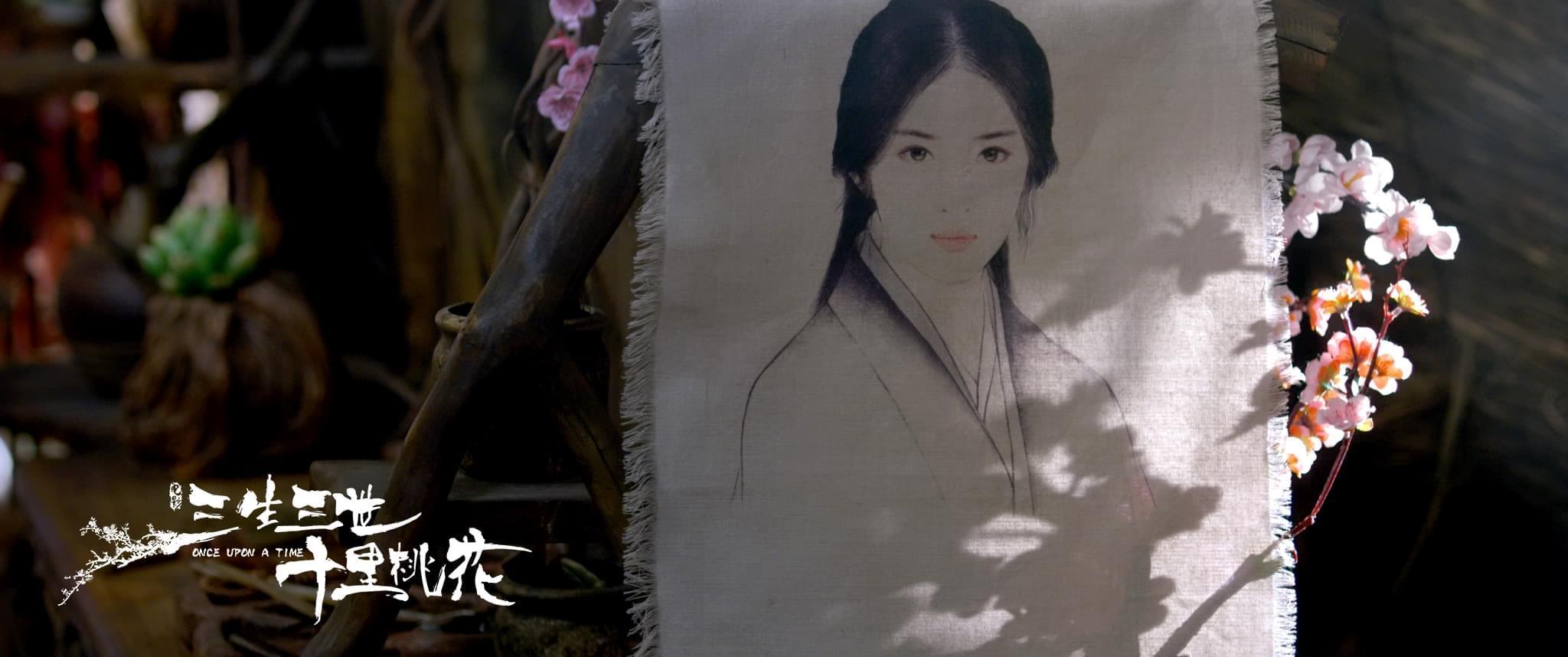 《三生三世》曝片段集锦 解大婚头饰设计有深意