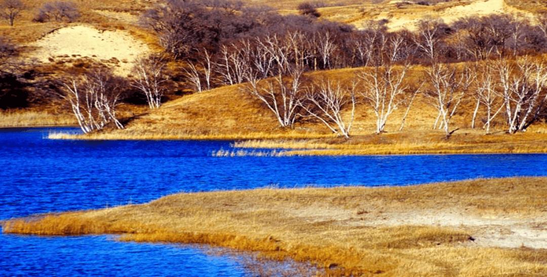 图说多伦之高原明镜多伦湖