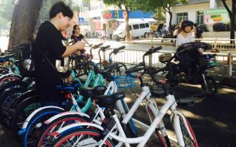 注意!福州这8个路段及地铁口禁停放共享单车