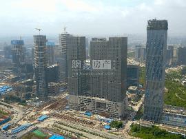 南宁写字楼未来供应287万㎡ 五象新区占比89.44%