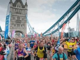 2018伦敦马抽签人数创纪录 你能成为1/386050?