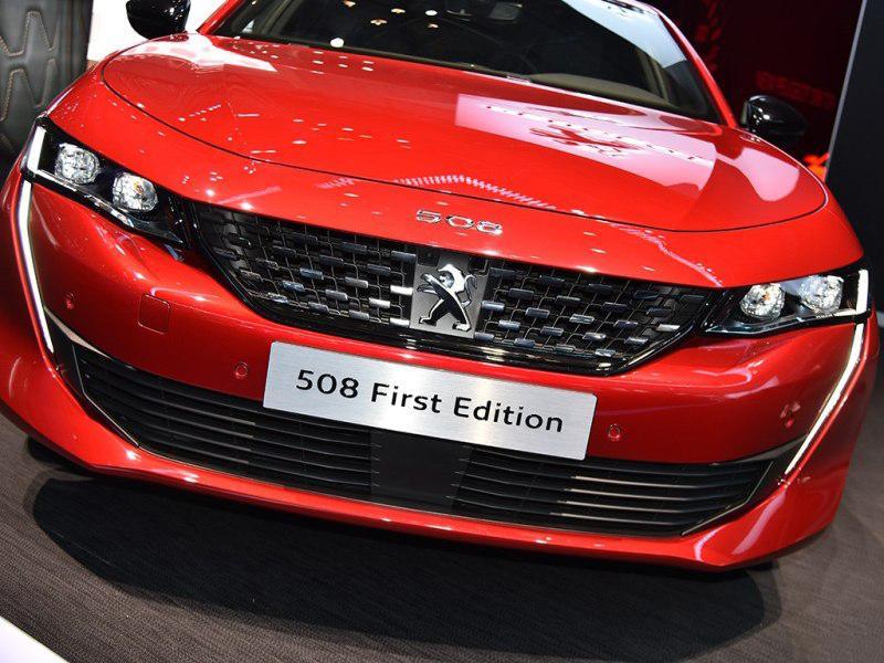 更加运动 新一代标致508首发限量版发布