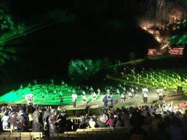 关注武隆地震实况 震后两小时《印象武隆》未受影响正常演出
