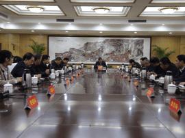 运城市政府召开冬春火灾防控工作会议