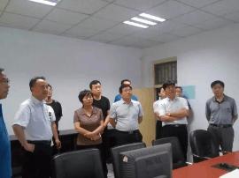 运城食药监管督导临猗县2017上半年食品安全工作