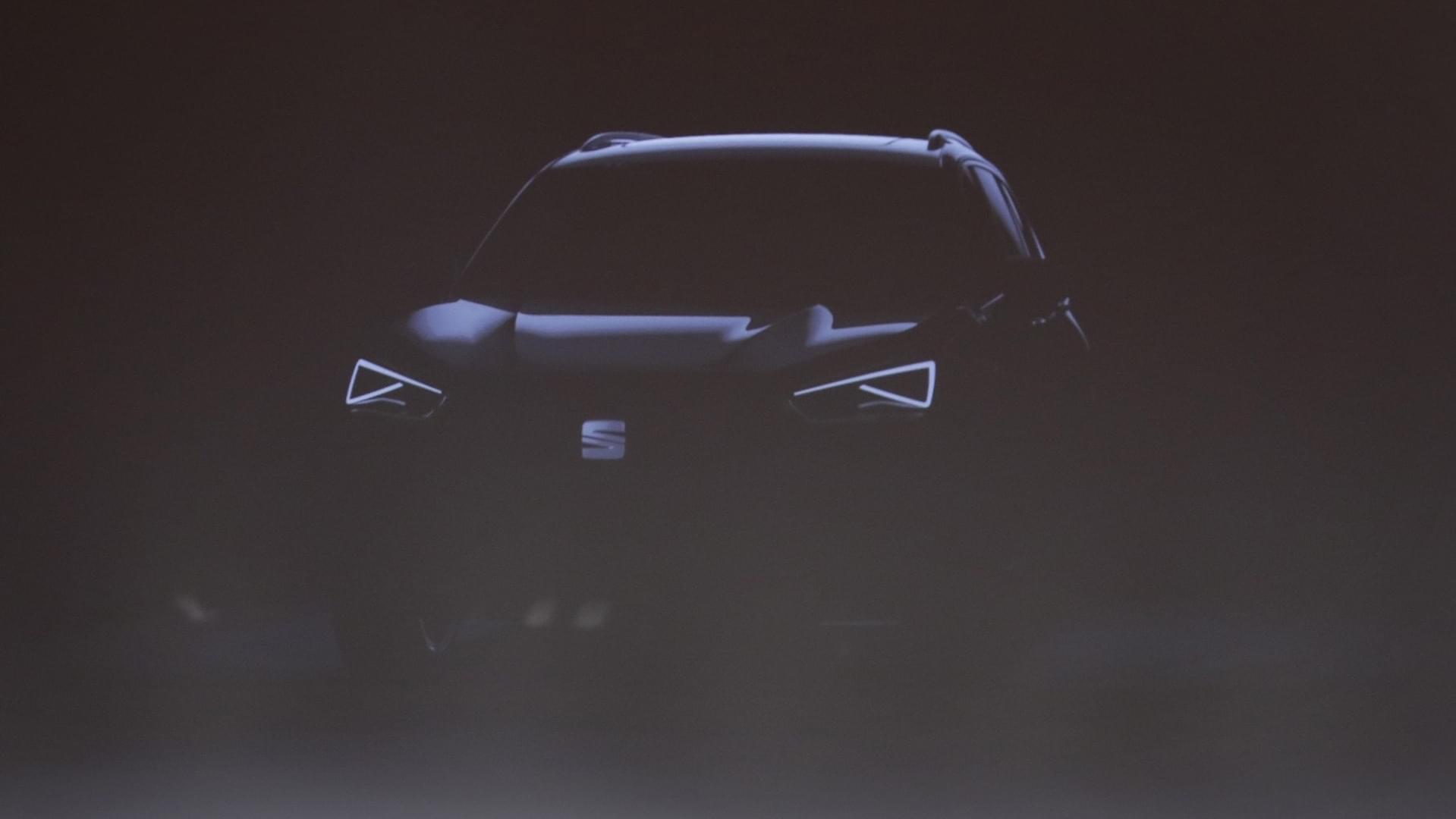 基于MQB平台打造 西雅特新中型SUV预览图