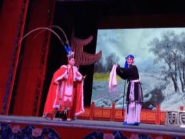 吉林省首届青年戏曲展演第三场长春开演