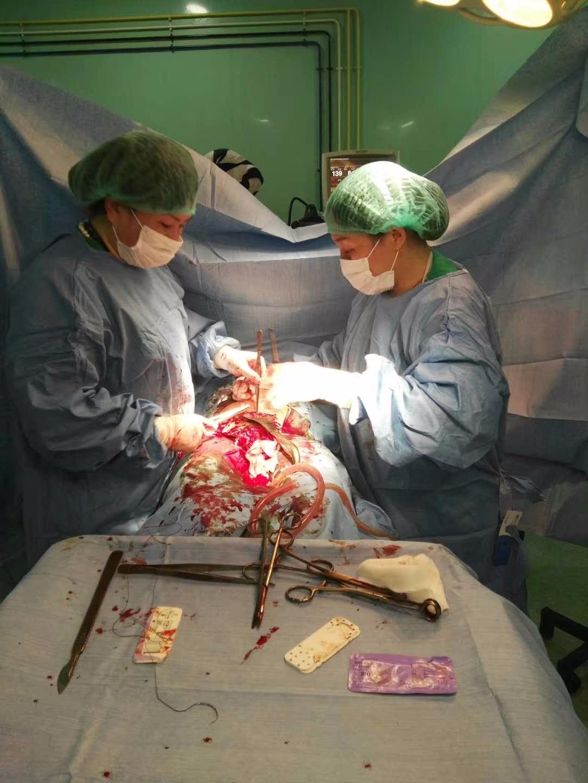 【援非日记】之十五  在哪里做手术保障患者安全都是第一位