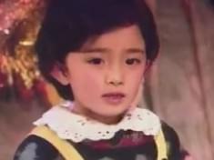 杨幂小时候讲故事的视频曝光 原来她从小就这样