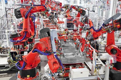 特斯拉:Model S和Model X生产效率已显着提高