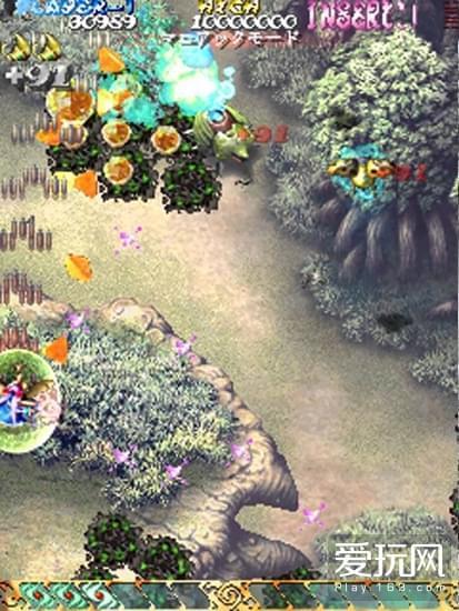 游戏史上的今天:天生丽质的射击游戏《虫姬》