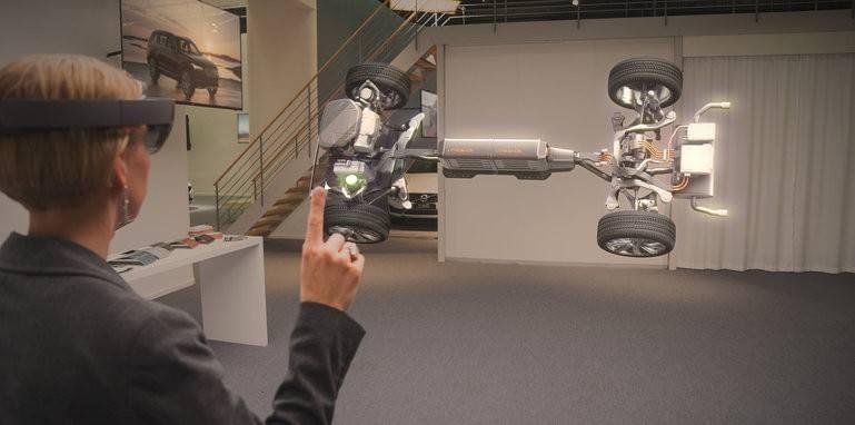 微软宣布HoloLens正式进入中国:价格2.3万起