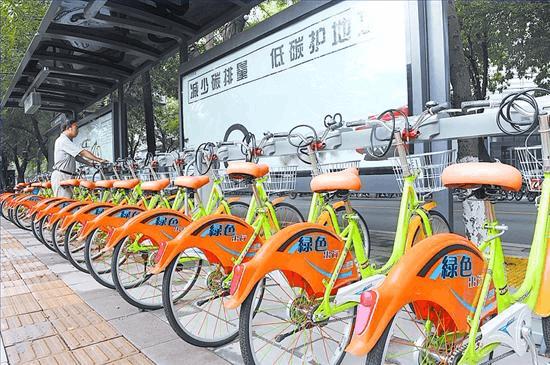 惠州将出台管理规范!半数网友:共享单车便民环保