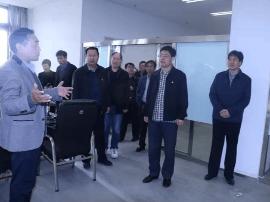 运城市委常委宣传部部长王志峰视察调研芮城图书馆