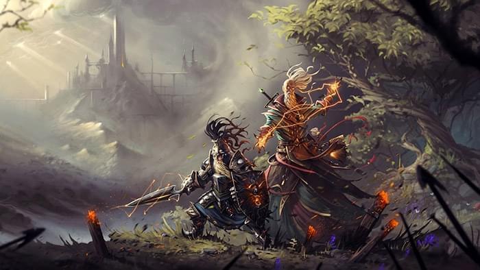 永恒之柱:一款古典RPG与它的创造者的涅槃重生