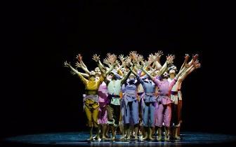 中国舞蹈集萃在波兰上演