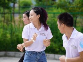 清新区200名单身青年职工齐聚美丽乡村,超甜超有爱