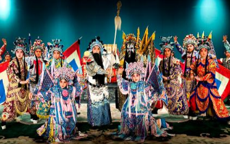 国家京剧院一行抵台 将奉献七场名角名剧汇演