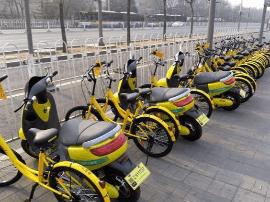 安全存隐患,郑州市叫停共享电动自行车业务