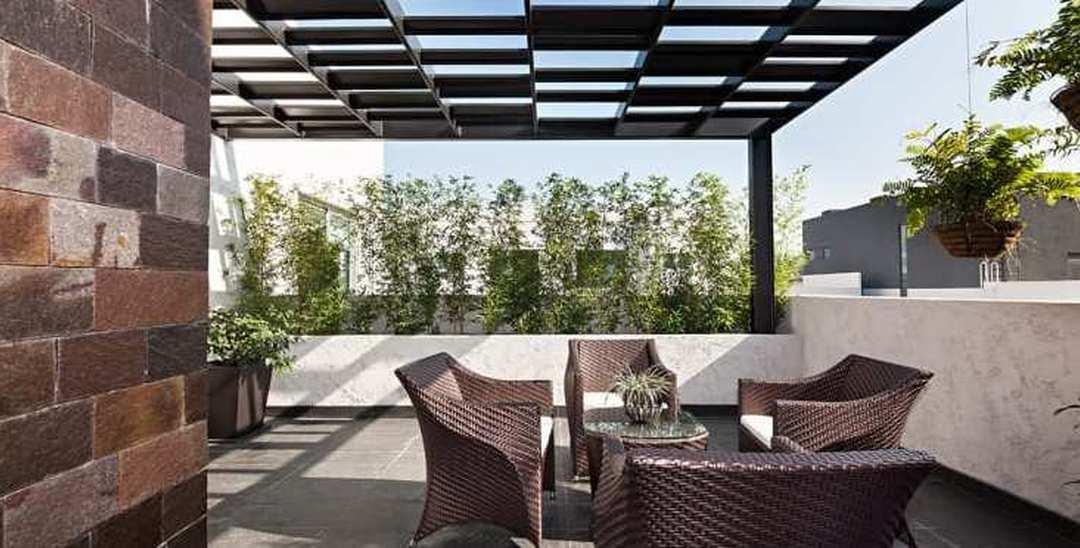 10个适合阳台的地板设计点子