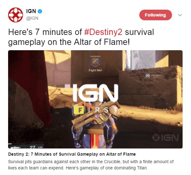命运2生存模式新地图公布:保命比杀人重要!