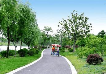 仲恺今年投10亿提升城市品质,2森林公园正加紧施工
