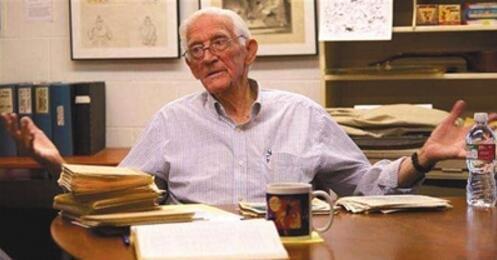 """动画师鲍勃·吉文斯去世 """"兔八哥""""失去再造之父"""