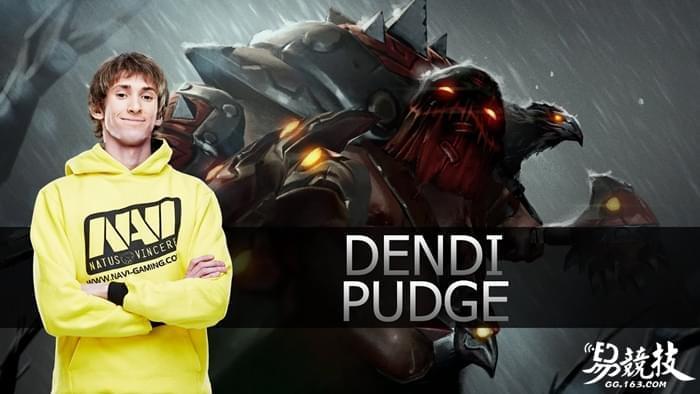 DOTA2传奇选手第十一期:乌克兰队魂Dendi