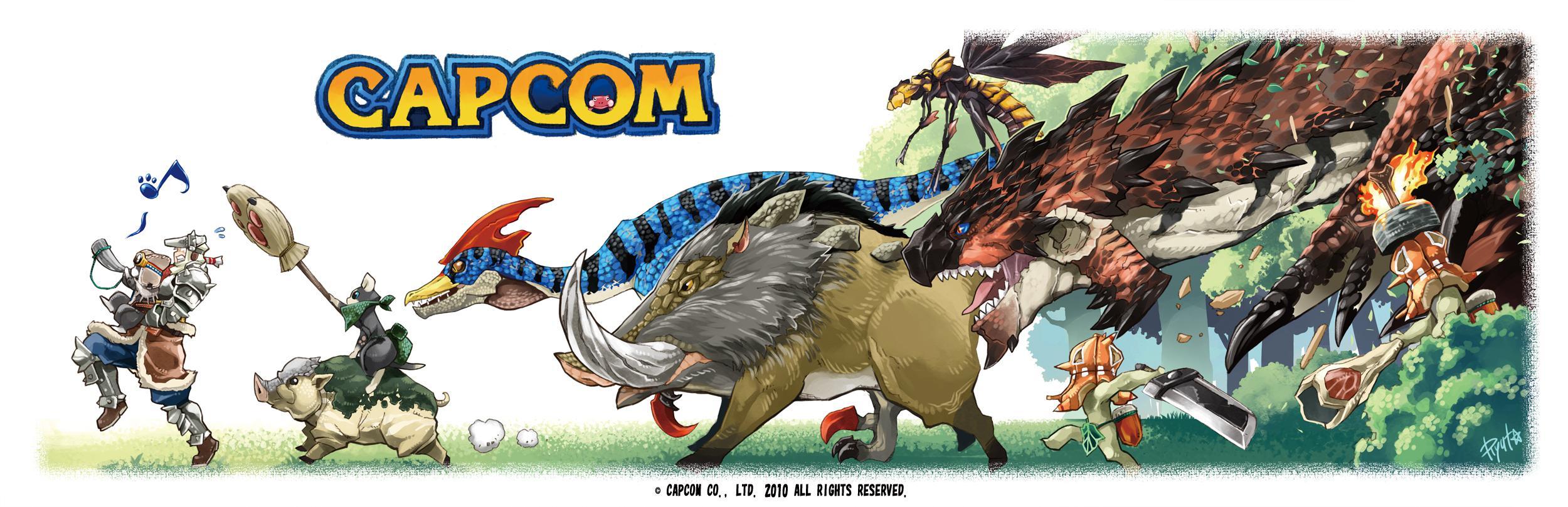 MHW到来之前,这部漫画尝试描绘了猎人们的梦想