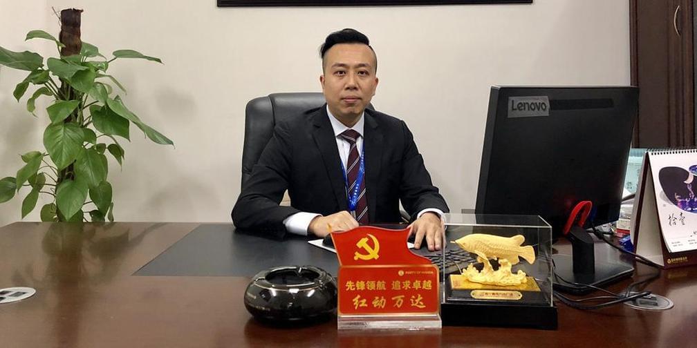 万象美郑晓嘉:提升物业服务品质 打造行业标杆