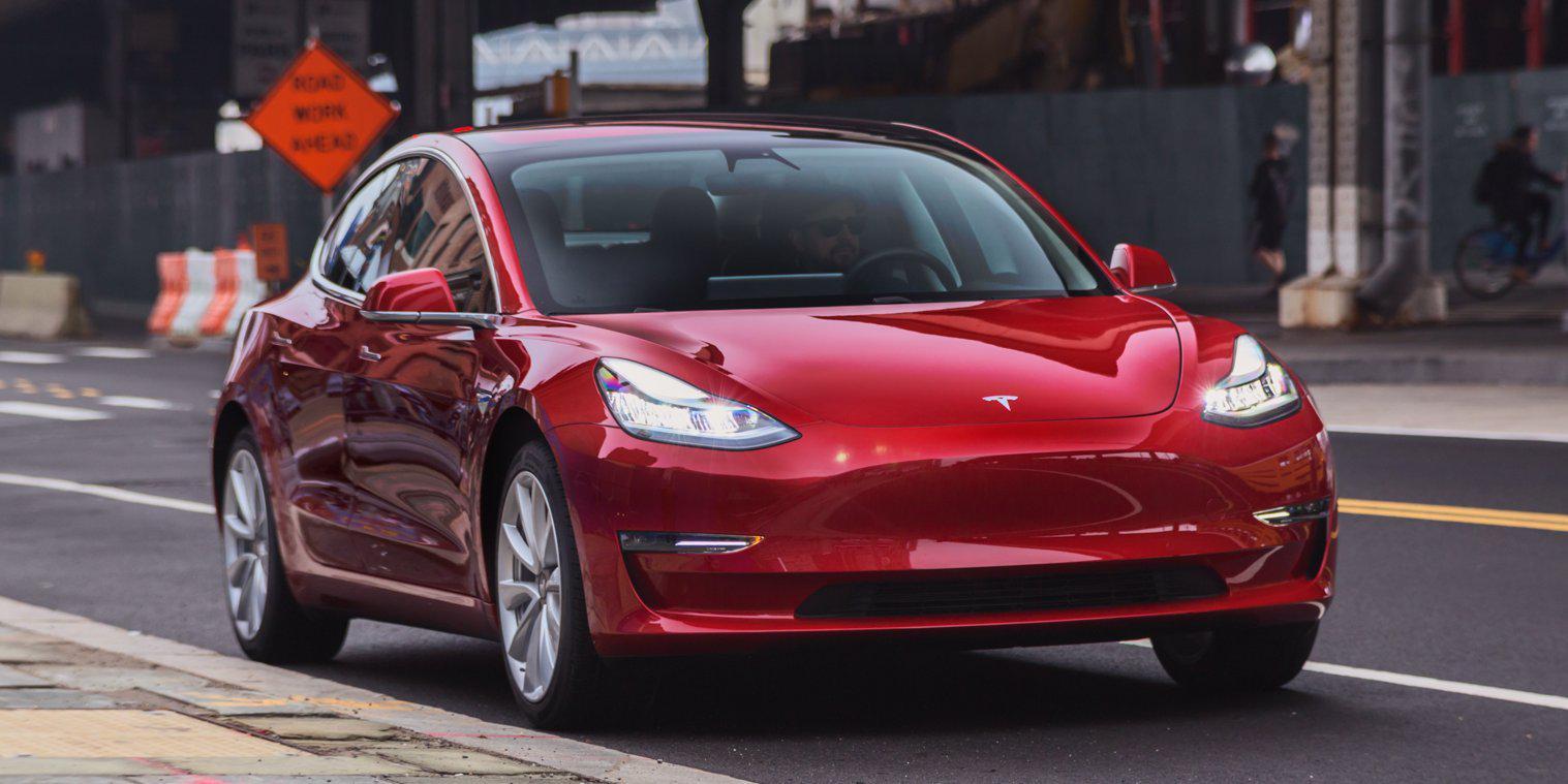 特斯拉Model 3改进生产线停工5天 产能瓶颈难突破
