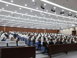 《明学》人生哲学主题报告会在农安举行