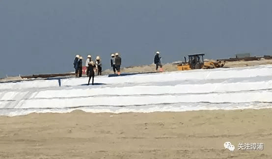漳州古雷港填海造地,将建640万㎡新大陆