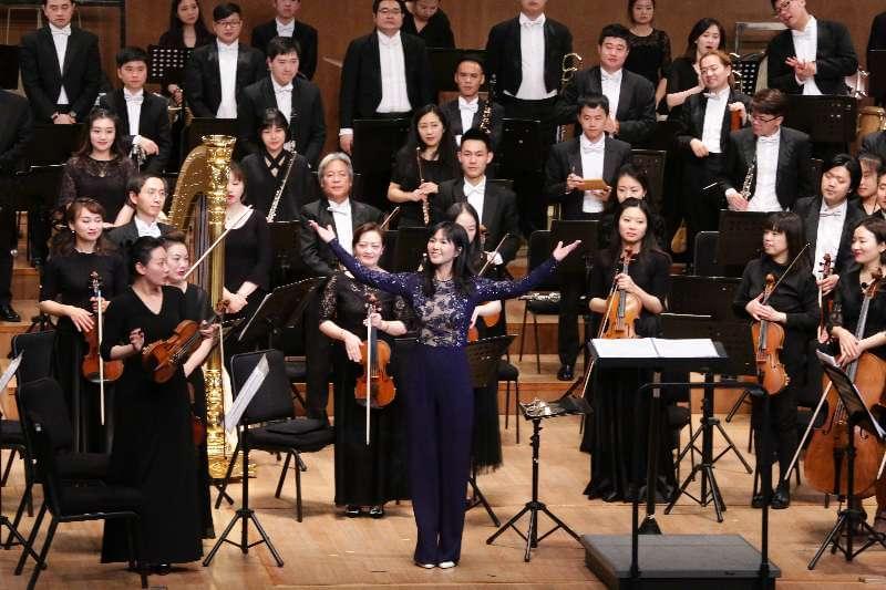谭盾携谭维维唱响国际音乐节 心上丝路首演