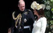 凯特王妃穿旧衣超低调