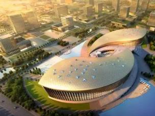重磅!运城将建最大最酷的六大场馆!
