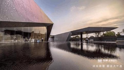 造访未来新重庆 龙湖·昱湖壹号销售中心今日盛大开放